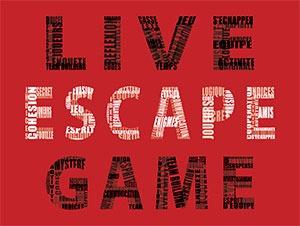 Live Escape Game écrit grâce à des mots-clés de l'escape game