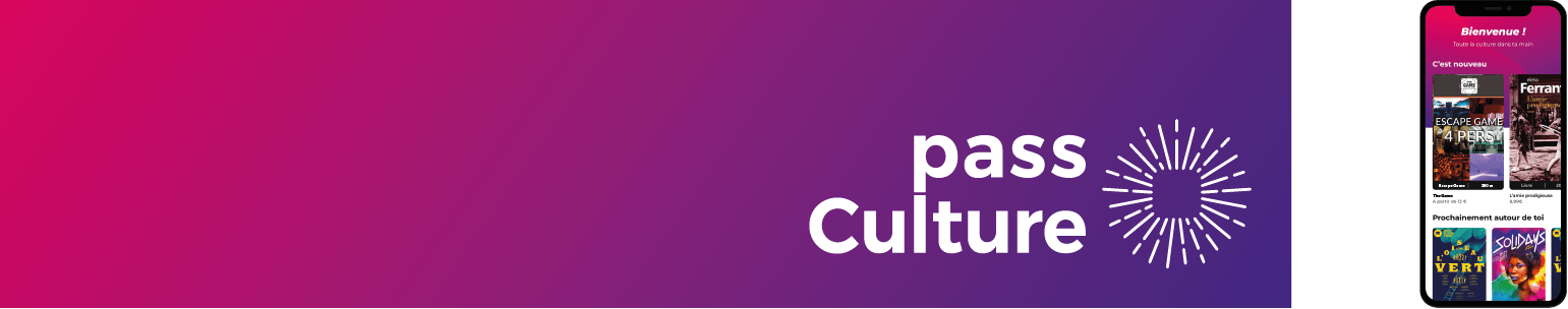Pass Culture chez Leave in Time